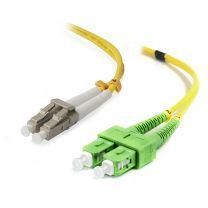 Alogic 20m SCA-LC Single Mode Duplex LSZH Fibre Cable 09/125 OS2