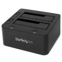 StarTech USB 3.0 Dual SATA Hard Drive Docking Station w/ UASP
