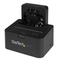 StarTech Docking station for SATA HDD - eSATA & USB 3.0 w/ fan