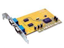 Konix PCI 2 Port Serial Card Supports Windows 10