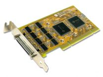 Konix PCI 8 Port Low Profile Serail Port Card