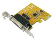 Konix PCIE 2 Port Low Profile Serial card