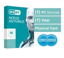 ESET NOD32 Essential Antivirus OEM 1Device 1Y With Card