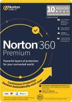 Norton N360 Premium 100GB 1U 10D 1Y ENR DVDSLV