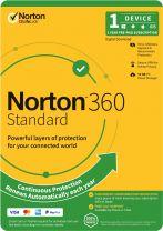 Norton N360 Standard 10GB 1U 1D 1Y ENR DVDSLV