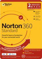 Norton N360 Standard 10GB 1U 2D 1Y ENR DVDSLV