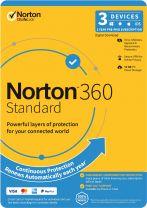Norton N360 Standard 10GB 1U 3D 1Y ENR DVDSLV