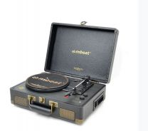 mbeat Uptown Retro Bluetooth Turntable/Cassette Player