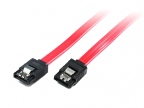 Alogic 50cm 180degree to 180degree SATA 3 Cable