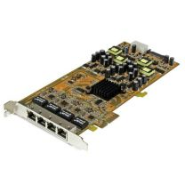 Startech Quad Port GbE PCI Express Network Card