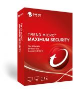Trend Micro Maximum Security 1Device 1Y