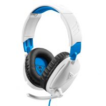 Turtle Beach Recon 70P PlayStation4 Wired Headset - White