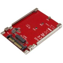 StarTech M.2 to U.2 (SFF-8639) Adapter for M.2 PCIe NVMe SSDs
