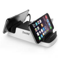 Huntkey Smart USB Charging Dock With 4 USB/2 Micro USB