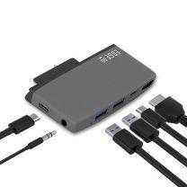 mbeat Edge Go Multifunction USB-C Hub