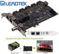 Leadtek Quadro SYNC II Card