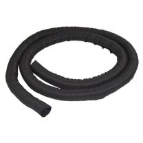Startech 15' / 4.6 m Cable Management Sleeve - Trimmable Fabric