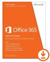 Microsoft Office365 Home Premium ESD