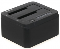 Simplecom SD322 Dual Bay USB 3.0 Docking Station