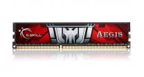 G.Skill Aegis 8GB(8GBx1) DDR3 1600MHz DIMM 1.50V Gaming Memory
