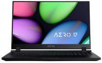 """Gigabyte Aero 17.3"""" Laptop, i7-10750H/RTX2070 MQ/8GB/512G/W10H"""