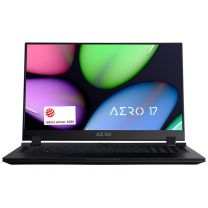 "Gigabyte Aero 17.3"" Full HD Laptop, i7-10750H, RTX 2080 Super, 32GB, 512GB SSD, Windows 10 Home"