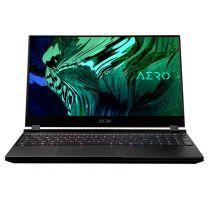 "Manufactured Refurbished Gigabyte AERO 15, 15.6"" Full HD 144Hz Gaming Laptop, 10th Gen i7-10870H, 16GB RAM, 512GB SSD, RTX 3070 Max-Q, Windows 10 Home"