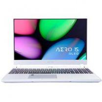 "Manufacturer Refurbished Gigabyte AERO 15 OLED 15.6"" 4K Laptop, Intel Core 9th Gen i7-9750H, 16GB RAM, 512GB SSD, GTX1650, Windows 10 Home"