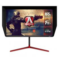 "(Carton Damaged) AOC AG273QG AGON 27"" WQHD Nano IPS 165Hz 1ms G-Sync Gaming Monitor"