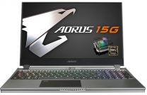 "Gigabyte AORUS 15GB, 15.6"", i7-10875H, 16GB, 512GB, RTX 2080 SUPER, Windows 10 Professional"