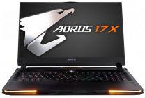 """Gigabyte AORUS 17X, 17.3"""", i7-10875H, 32GB, 1T, RTX 2080 SUPER, Windows 10 Home"""