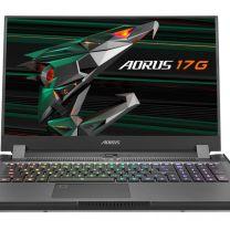 "Gigabyte AORUS 17.3"" FHD, i7-10870H, 16GBx2 RAM, 1TB SSD, RTX3080Q, Windows 10 Home"