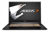 "Manufacturer Refurbished Gigabyte AORUS 7 17.3"" FHD 144Hz Laptop, i7,16GB,512GB+1TB,GTX 1660Ti,W10"