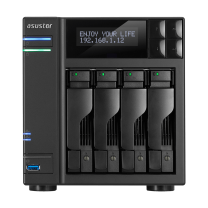 Asustor 4-Bay 8GB Quad-Core HDMI NAS