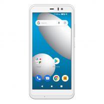 Aspera Jazz 2 (Dual Sim 4G/4G, 16GB) - White/Silver
