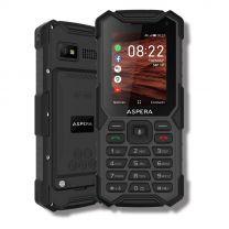 Aspera R40 4G Rugged Phone Keypad IP68 - Black