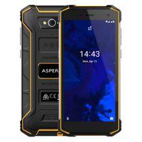 """Aspera R9 4G Rugged Dual Sim 4G/4G 32GB/3GB 5.45"""" Mobile Phone - Black"""