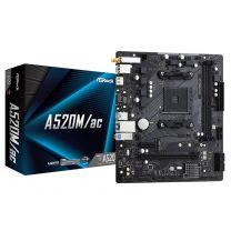 Asrock A520M/AC AM4 Micro-ATX Mainboard