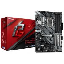 ASRock B460 Phantom Gaming 4 LGA1200 ATX  Mainboard