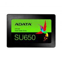 """Adata 120GB SU650 SATA 2.5"""" SSD Black"""