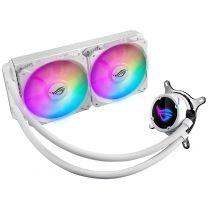 Asus ROG STRIX LC 240 RGB AIO CPU Cooler - White