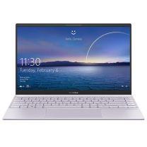 Asus ZenBook, 14, i5-1035G1, 8G, 512G, Windows 10 Pro, Lilac Mist