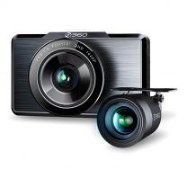 360 Dash Cam G500H 360 Dual HD Video Cam Recorder GPS Night Vision+G-Sensor