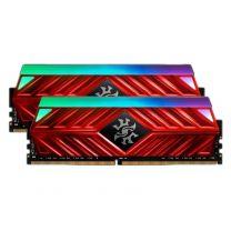 ADATA XPG Spectrix D41 16GB (2x8GB) DDR4 3200MHz RGB Memory - Crimson Red