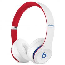 Beats Solo3 Wireless On-Ear Headphones Club Collection - White