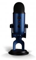 Blue Microphones Yeti Multi-Pattern USB Microphone - Blue