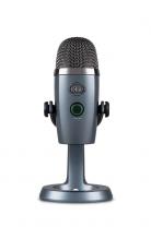 Blue Microphones Yeti Nano Premium USB Microphone - Grey