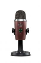 Blue Microphones Yeti Nano Premium USB Microphone - Red