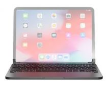"""Brydge Pro 11.0 Bluetooth Keyboard for 11"""" iPad Pro (Late 2018, Silver)"""