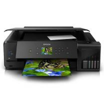 Epson EcoTank ET-7750 Colour Inkjet Wireless Multi-Function Printer (Print/Copy/Scan)
